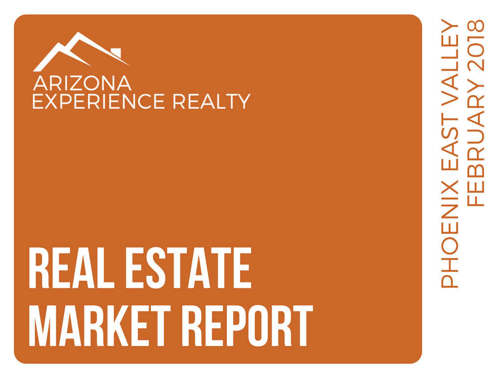 February 2018 Real Estate Market Report