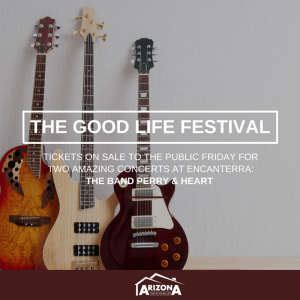 The Good Life Festival | The Band Perry + Heart