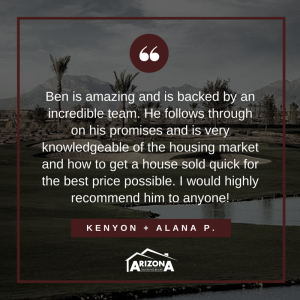 Testimonials | Kenyon + Alana