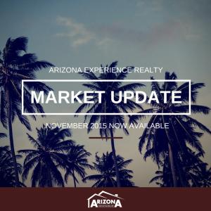 Arizona Experience Realty - November Market Update