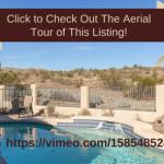 View the aerial tour – 2318 E Sapium Way, Phoenix!