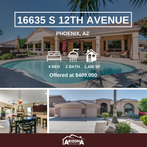Featured Listing | Great Property at Ahwatukee Club West