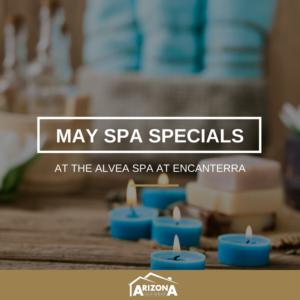 May Spa Specials