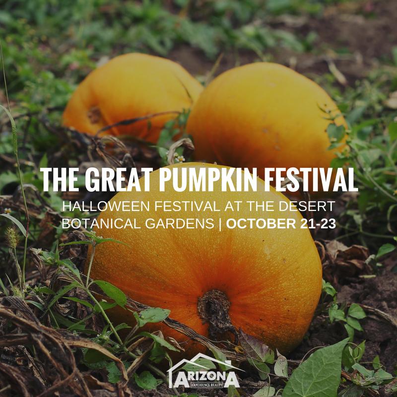 The great pumpkin festival at desert botanical gardens - Botanic gardens pumpkin festival ...