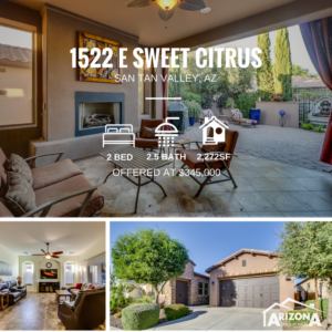 Pending Sale | Energy Efficient Encanterra® Home