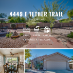 Pending Sale | Beautiful Home on an Oversized Homesite in Phoenix