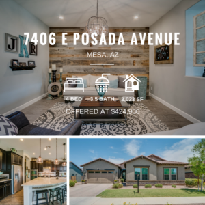 Pending Sale | Gorgeous Ashton Woods home located in Morrison Ranch