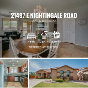 Pending Sale | Great Home on a Huge Lot in Queen Creek