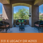 Featured Listing | Amazing, Gated Townhome in South Phoenix Golf Community