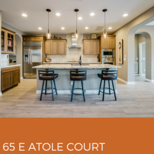 Featured Listing | Beautiful Home on Private Cul-de-Sac at Encanterra®
