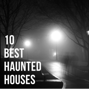 10 Best Haunted Houses in Metro Phoenix