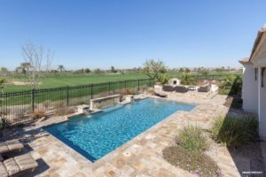 COMING SOON | Beautiful golf course home with attached Casita, pool and solar
